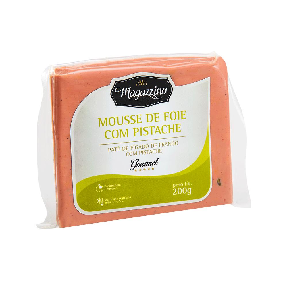 Patê de Fígado de Frango com Pistache 200G