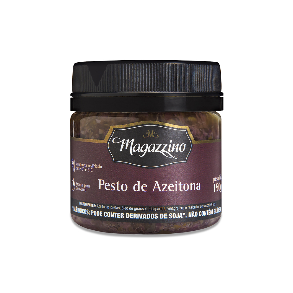 Pesto de Azeitona